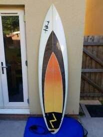 Tiki fat boy surf board 7.6