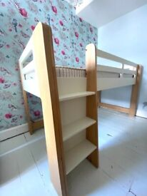 Feather & Black Archie cabin bed single