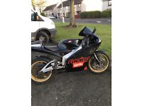 Aprilia rs 125 2001 sale or swap