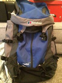Berghaus free flow back pack