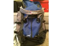 Berghaus free flow back pack