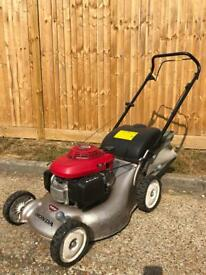 Honda Izzy lawnmower