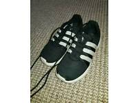 Infant size 8 adidas trainers