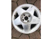 Vauxhall alloy wheels 4 stud