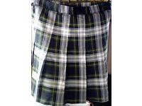 T/Wells Girls Grammar School Skirt.