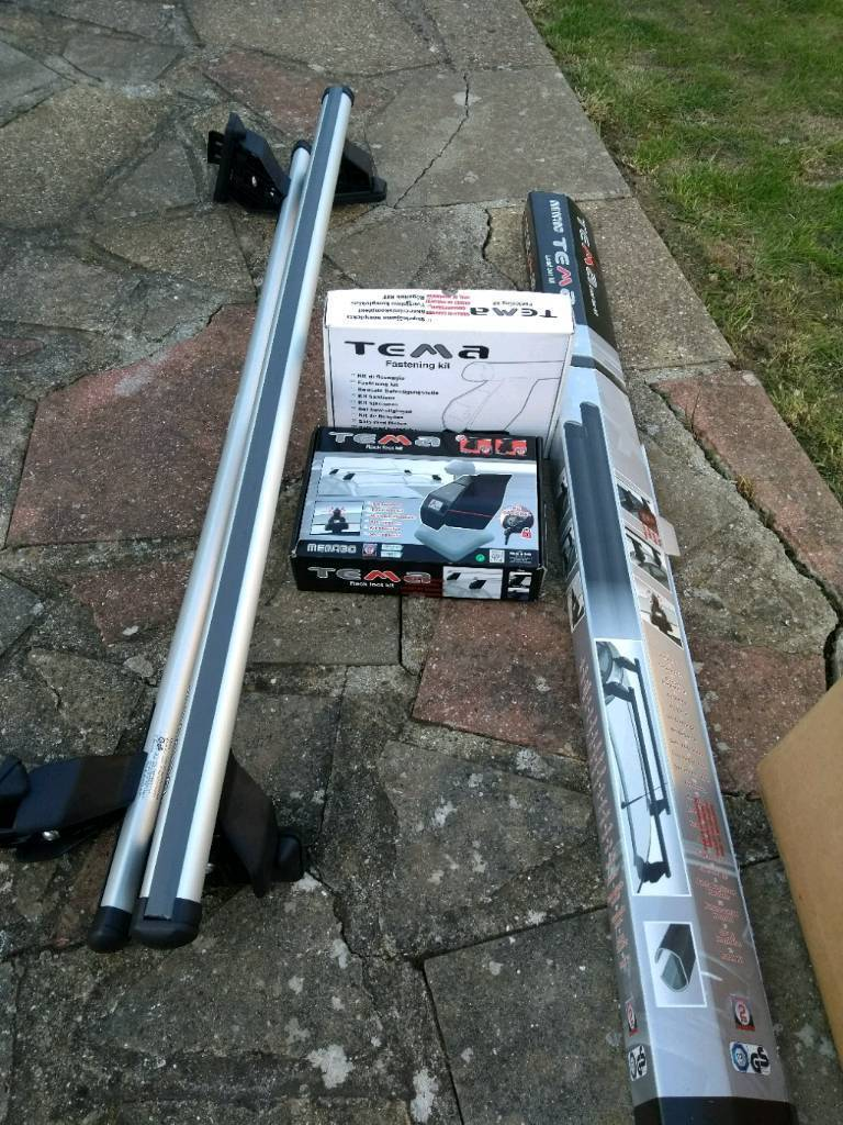ROOF BARS, Ford b max