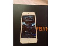 Iphone 5 Platinum 16GB Refurbished