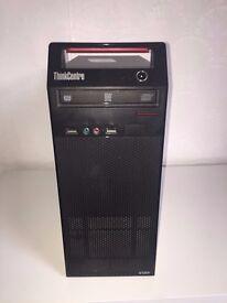 Lenovo ThinkCentre A70 (320 GB, Intel Pentium, 2.8 GHz, 2 GB) Desktop - VBEB8UK