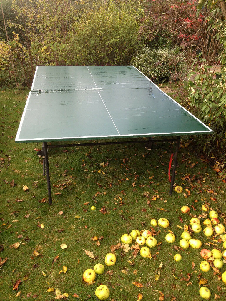 Kettler outdoor table tennis table in craiglockhart edinburgh gumtree - Gumtree table tennis table ...