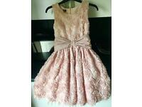 Girls ted baker party dress