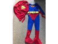 Rubie's Superman costume.
