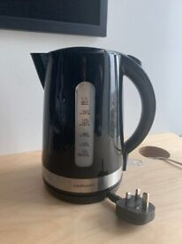 Cookworks Illumination Kettle - Black