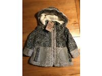 Girl Coats / Snowsuit / Gilet / Dressing Gown - Excellent Condition
