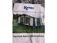Kampa Carnival 17 Awning
