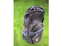 Powa Kaddie Cart Golf Bag