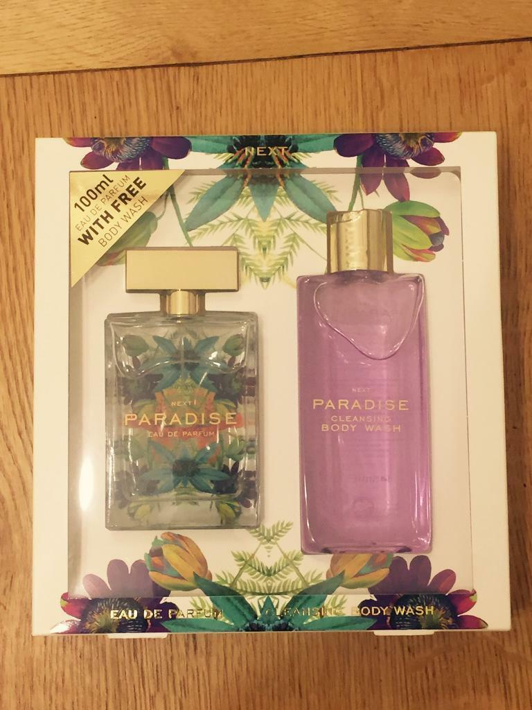 NEXT Paradise Fragrance Gift Set *New*