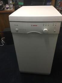 Bosch classixx slimline dishwasher