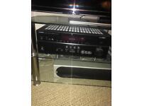 Yamaha RX-V677 receiver