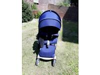 Stokke Xplory Deep Blue in great condition stokke