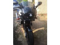 Yamaha FZR600 registered 2000 and one owner from new