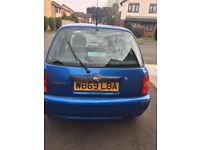 Good condition Nissan Micra petrol automatic for sale