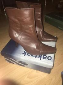 Women's boots/heels (size 7)