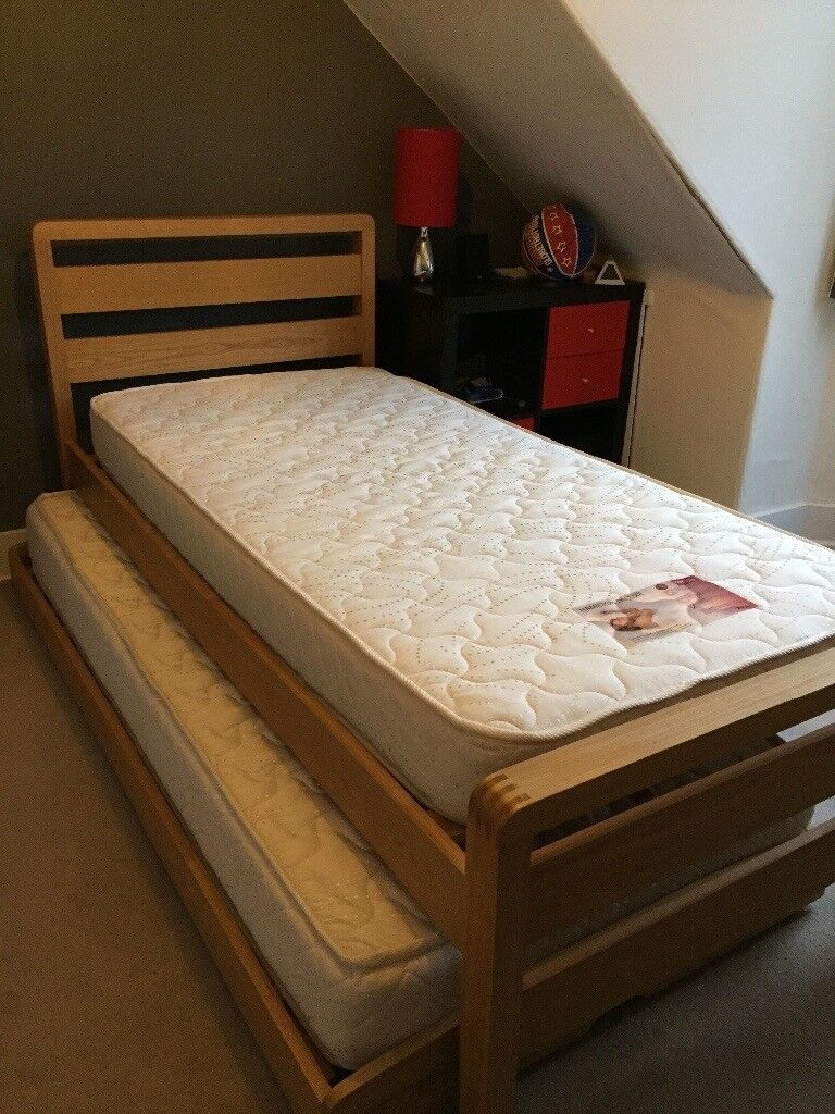 Hip Hop 3 In 1 Bed Frame With 2 Mattresses Included For Free In Aberdeen Gumtree