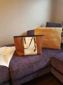 Michael kors genuine bag
