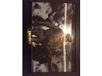 Call of duty 3d Lenticular Framed Poster