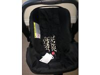 NEW Mothercare car seat 0+