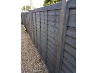 Fence Panels (8) 5'x6'