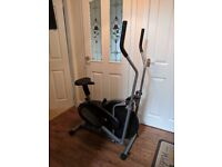 Confidence fitness resistance cross trainer