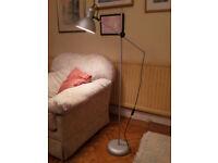 """Ikea """"Tertial"""" floor standing work / reading lamp"""