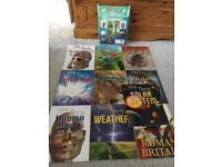 10 x 100 Facts Book Collection