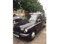 2004 (54) TX2 LTI London Taxi/Cab - Private Registration Number
