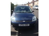 Ford Fiesta Zetec 1.4 5door long MOT 2004. Quick sale!! Or swaps