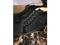 MENS CHRISTIAN LOUBOUTINS SIZE 11 UK