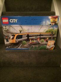 Lego 60197 Passenger Train NEW