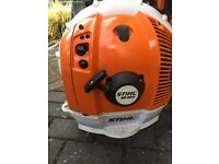 STIHL Petrol Backpack Leaf Blower BR600