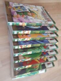 Legend of Zelda Manga Collection - immaculate
