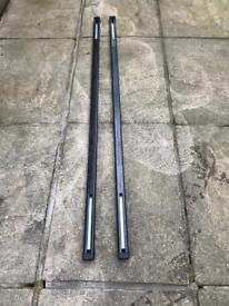 Thule 969 127cm Square Bars