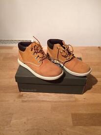 Boys Timberland Boots size UK 4.5