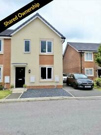 2 bedroom house in Maplins Moss Place, CW1