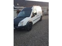 Ford connect 2006 high top LWB