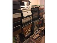 Record players amps