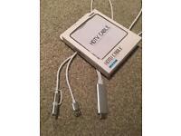 Lighting + Micro USB to HDMI Cable