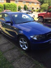 BMW 116I 3dr 09 - Excellent Condition for Age! Low Mileage!