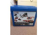 Kre-o Lego ~ Create it ~ 700 pieces ~ Garage Cars Theme