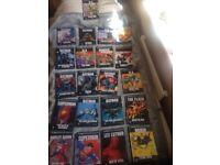 Multiple graphic novels
