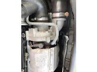 R56 Mini Cooper S JCW turbo with manifold.